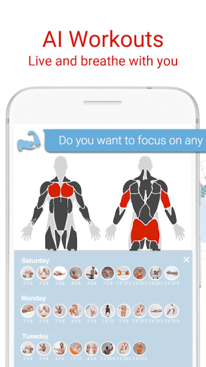 BodBot Personal Trainer: Workout & Fitness Coach 5.41 Screen 13