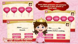 Princess Second Grade Games 3.05c Screen 4