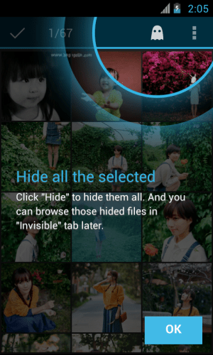 Hide Something - photo,video.. 1.2.6 Screen 12