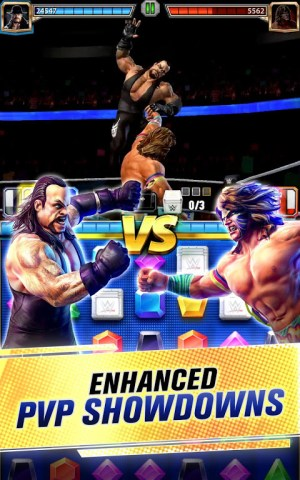 Android WWE Champions 2020 Screen 2
