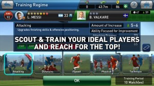 PES CLUB MANAGER 4.5.0 Screen 13