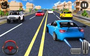 Highway Car Racing 2020: Traffic Fast Car Racer 2.32 Screen 2