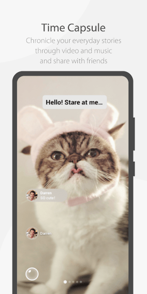Android WeChat Screen 8