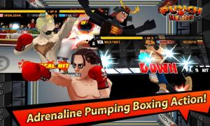 Android Punch Hero Screen 6