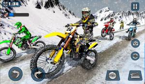 Dirt Bike Racing 2020: Snow Mountain Championship 1.0.9 Screen 11