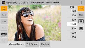 DSLR Remote Control - Camera 1.1.6 Screen 6