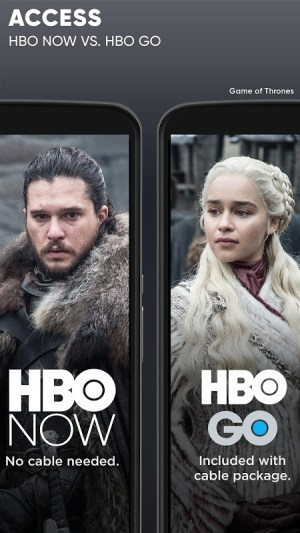 HBO NOW: Stream TV & Movies 22.0.0.540 Screen 1