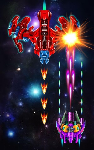 Android Galaxy Attack: Alien Shooter Screen 6