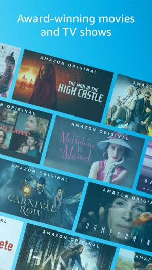Amazon Prime Video 3.0.264.54157 Screen 4