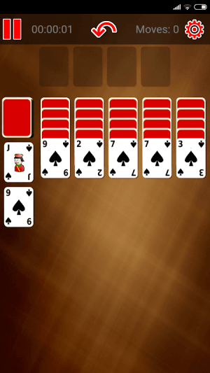 Switch Spider Solitaire 0.0.3 Screen 1