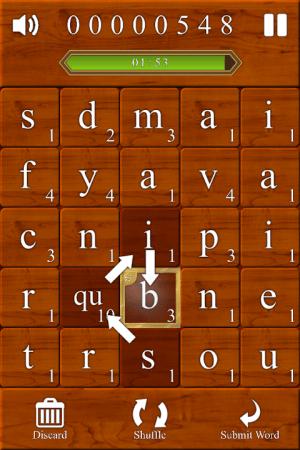 Dropwords 2 (Free) 1.9 Screen 4