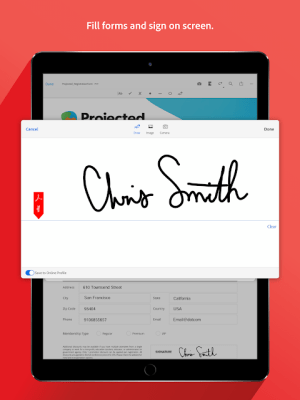 Adobe Acrobat Reader: PDF Viewer, Editor & Creator 20.6.2.14256 Screen 7