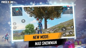Android Garena Free Fire: Winterlands Screen 2