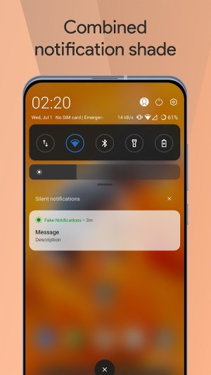 Mi Control Center: Notifications and Quick Actions 3.7.9 Screen 5