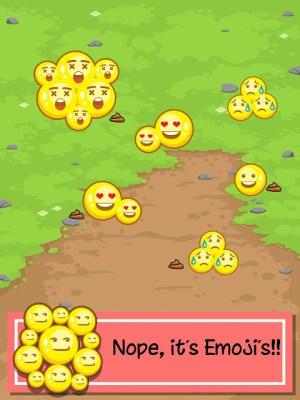 Android Emoji Evolution - Clicker Game Screen 2