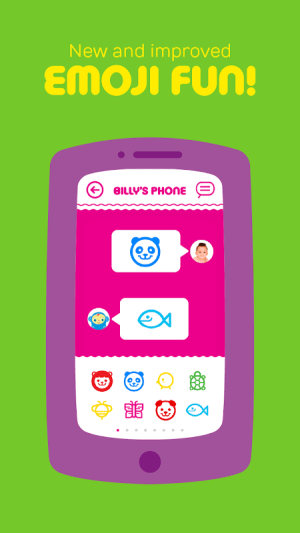 Android Play Phone for Kids - Fun educational babies toy Screen 1