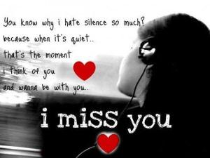 Android Miss You Images Screen 2