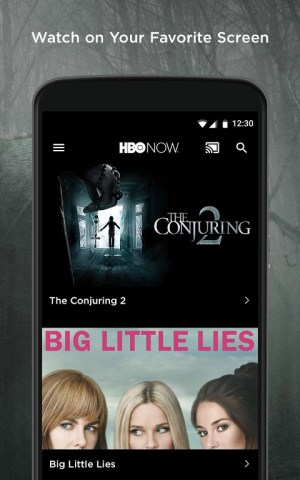 HBO NOW: Series, movies & more 2.4.0 Screen 3