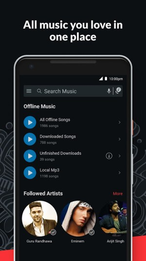 Wynk Music- New MP3 Hindi Tamil Song & Podcast App 3.14.2.0 Screen 5