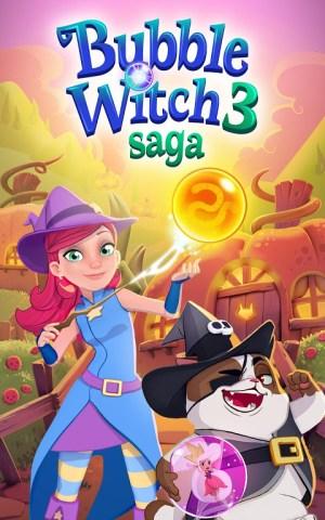 Bubble Witch 3 Saga 6.3.5 Screen 8