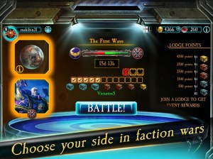 The Horus Heresy: Legions – TCG card battle game 0.97 Screen 10