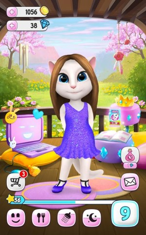 My Talking Angela 3.7.1.32 Screen 4