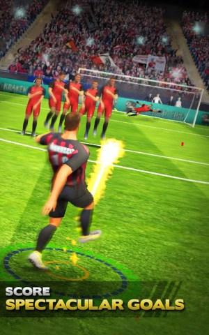 Strike Soccer 2018 Free Kick 3.8c Screen 4