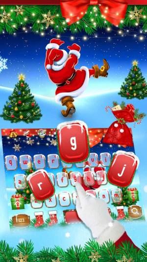 Christmas Keyboard 10001002 Screen 1
