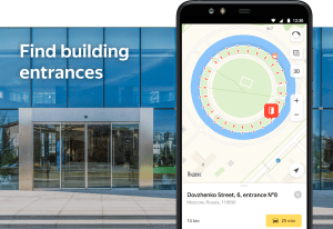 Yandex.Maps and Transport 9.2.3 Screen 1