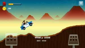 Hill Racing: mountain climb 3.35 Screen 3