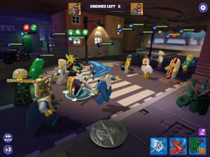 LEGO® Legacy: Heroes Unboxed 1.0.8 Screen 6