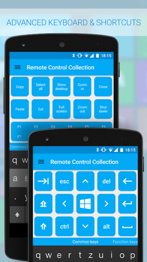 Remote Control Collection 3.7.3.1c Screen 4