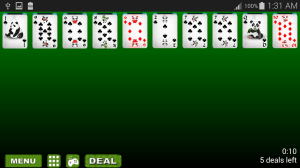 Panda Spider Solitaire 1.0.0 Screen 5