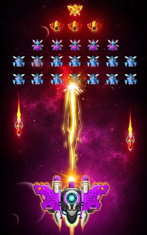 Space shooter - Galaxy attack - Galaxy shooter 1.407c Screen 9