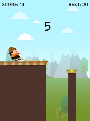 Android Rope Swing Screen 7