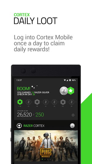 Razer Cortex 4.5.265 Screen 1