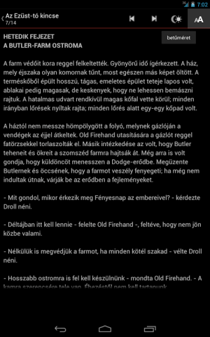 Android Winnetou összes - Karl May Screen 9