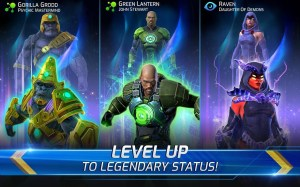 Android DC Legends: Fight Superheroes Screen 12
