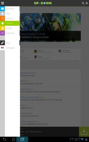 Uptodown 3.29 Screen 1