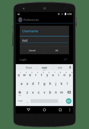 VU+ REMOTE CONTROL 1.6 Screen 3