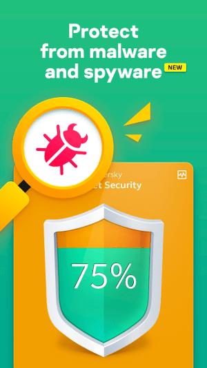 Kaspersky Antivirus: Security, Virus Cleaner 11.34.4.2569 Screen 1