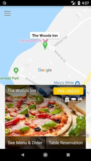 Woods Inn 2GO 3.1.0 Screen 2