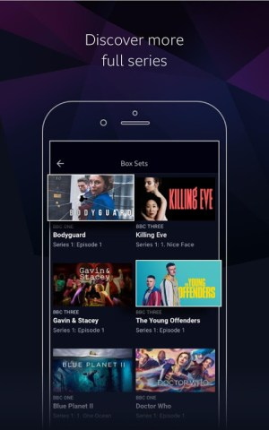BBC iPlayer 4.82.0.1 Screen 5