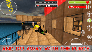 Android Skyblock Hunter Survival Games Screen 1