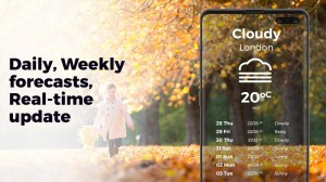 Weather Forecast: Today Temperature, Local Weather 2.1.3 Screen 1