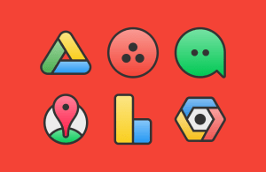 XIM - Icon Pack 4.5 Screen 1