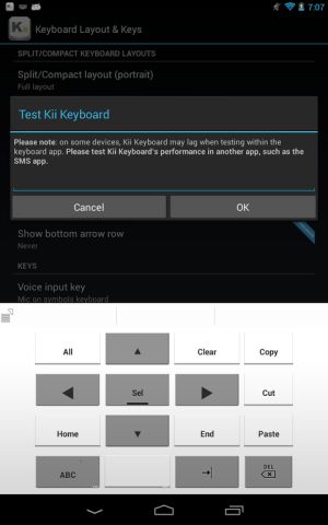 Kii Keyboard + Emoji 1.2.24 Screen 14