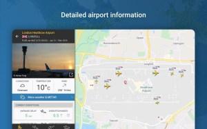 Flightradar24 Flight Tracker 8.7.4 Screen 2