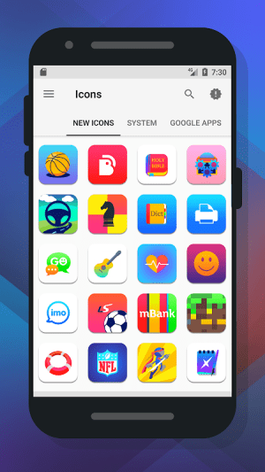 Symbon Icon Pack 1.6.2 Screen 6