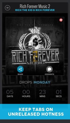 DatPiff - Mixtapes & Music 4.8.0 Screen 3